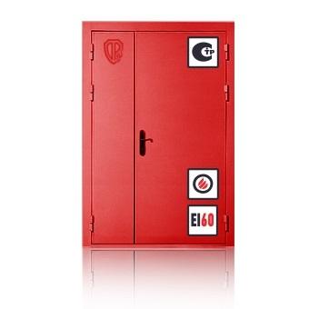 дверь металлическая противопожарная 2100 1300