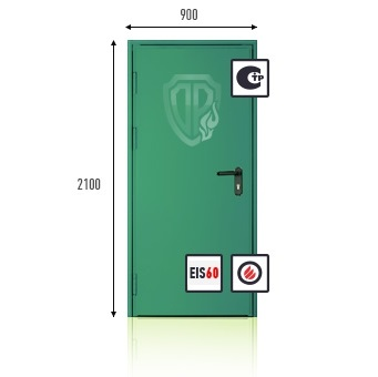 дверь стальная противопожарная цена 2000х900 цена