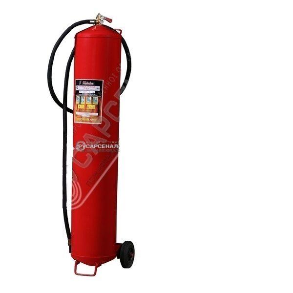 Огнетушитель порошковый-100