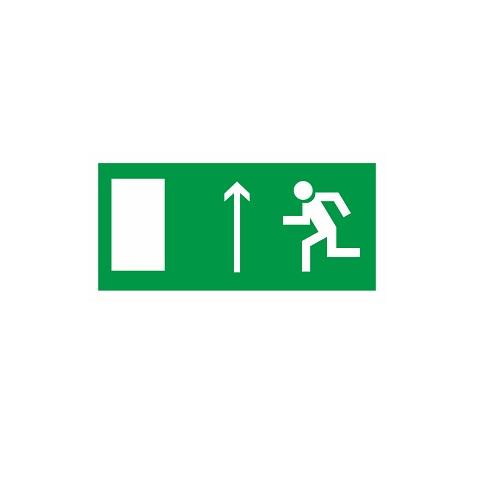 E 12 Направление к эвакуационному выходу