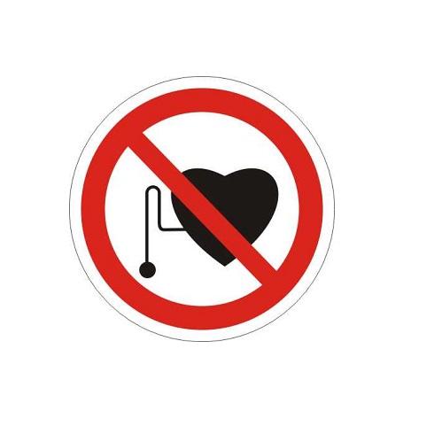 P 11 Запрещается работа (присутствие) людей со стимуляторами сердечной деятельности
