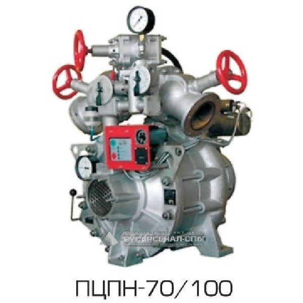 Насос пожарный НЦПН-70/100
