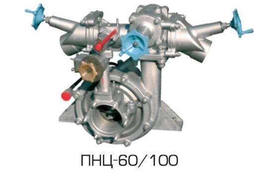 Насос пожарный НПЦ-60/100