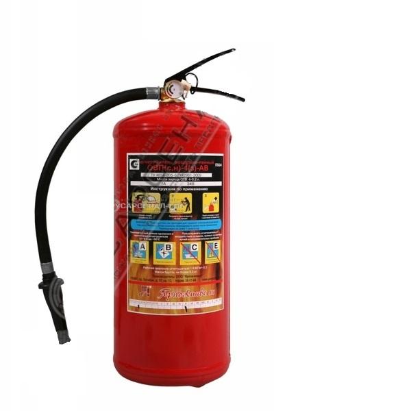 Воздушно пенный огнетушитель ОВП-4