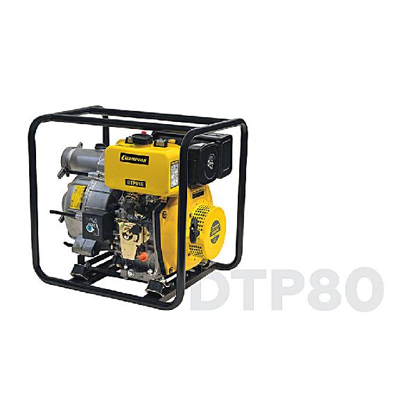 Мотопомпа DTP80