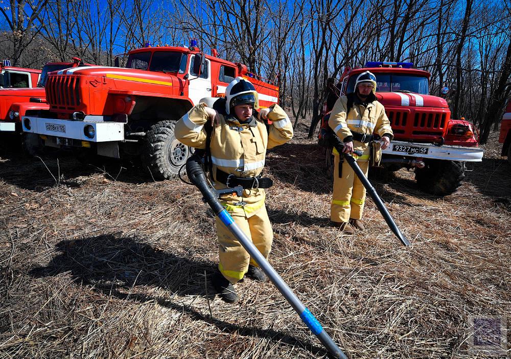 Пожарные об огнетушителях