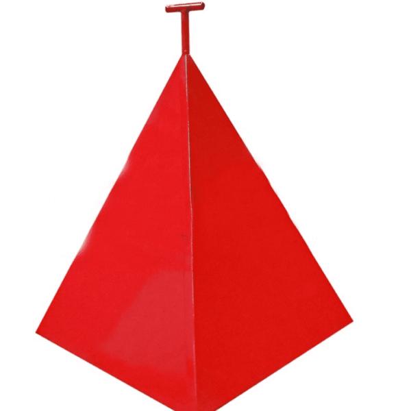 Пирамида для пожарного гидранта